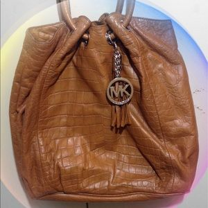 REAL Michael Kors Large Drawstring Purse